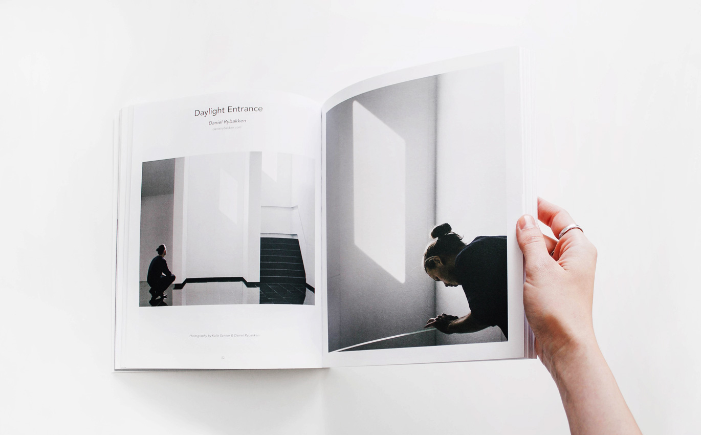 25 Minimalist Creative Design Examples to Inspire You