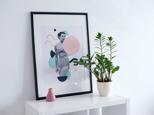 Minimal Photo Frame Decoration