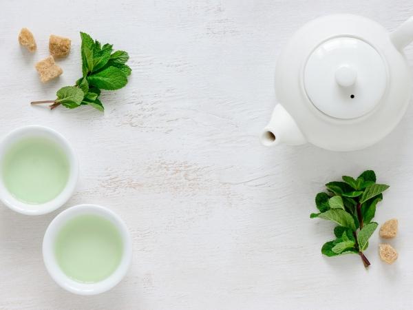 Drink Organic Green Tea