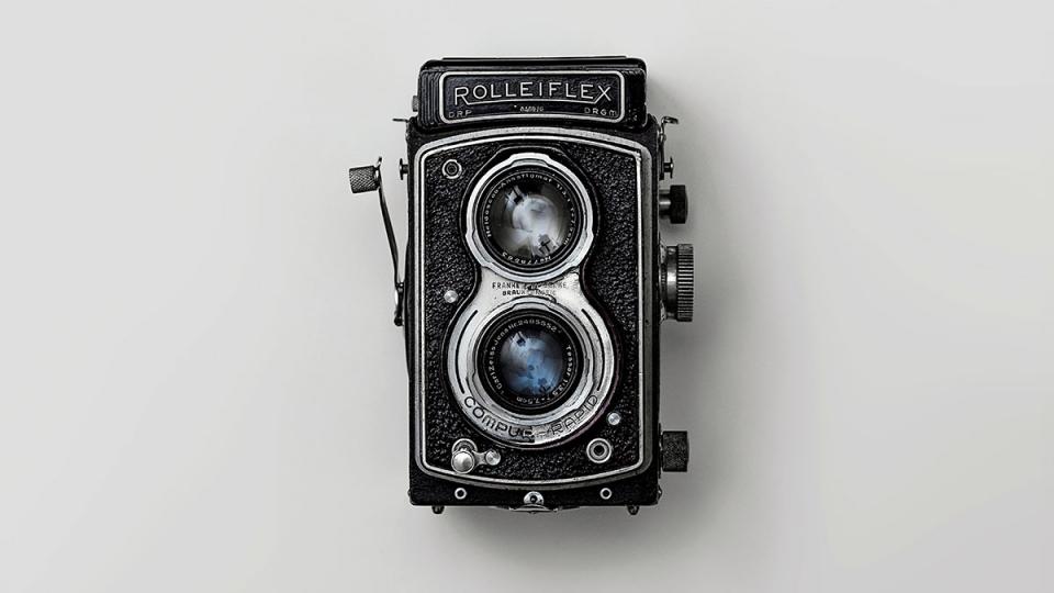 Vintage Classic Camera