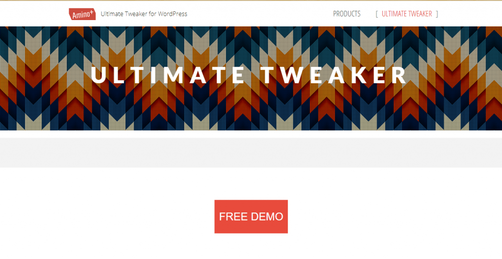 Ultimate Tweaker - Edit WordPress Themes without Coding
